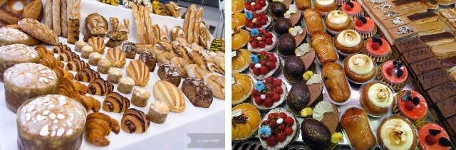 boulangerie vs patisserie