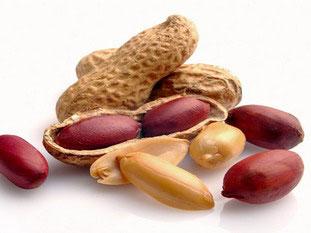 cacahouètes