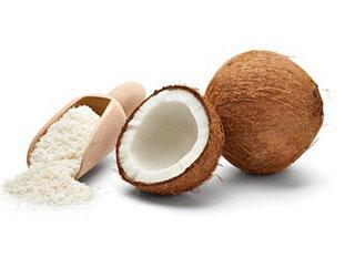 noix de coco en poudre