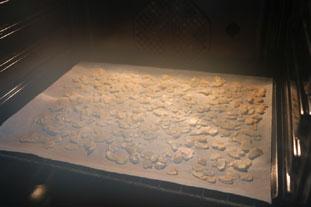 Amandes effilées grillées : Photo de l'étape 3