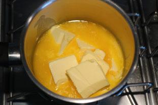 Beurre clarifié : Photo de l'étape 1