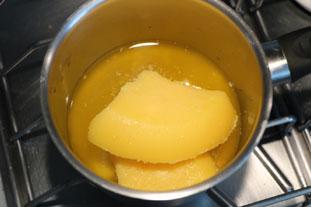 Beurre clarifié : Photo de l'étape 8