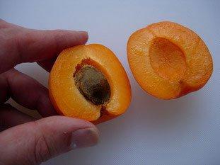 Compote d'abricots : Photo de l'étape 3