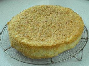 Biscuit de savoie : Photo de l'étape 9
