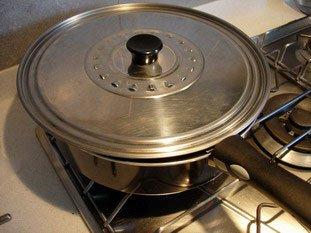 Pommes de terre grillées : Photo de l'étape 3