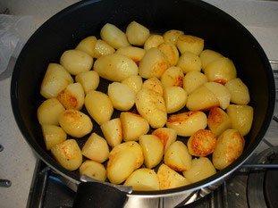 Pommes de terre grillées : Photo de l'étape 5