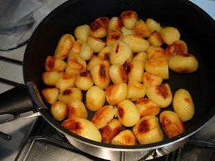 Pommes de terre grillées : Photo de l'étape 6
