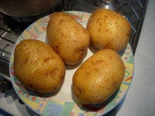 Purée de pommes de terre : Photo de l'étape 2