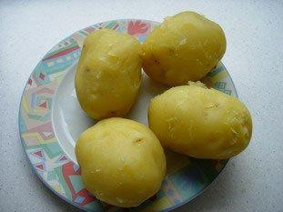 Purée de pommes de terre : Photo de l'étape 3