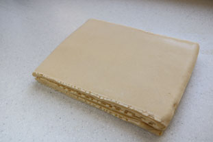 Pâte levée feuilletée (pâte à croissants)