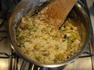 Pâte ou poudre de pistache : Photo de l'étape 6