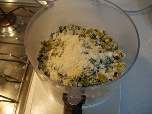 Pâte ou poudre de pistache : Photo de l'étape 7