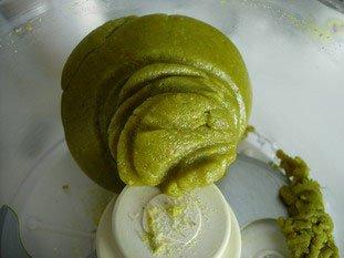 Pâte ou poudre de pistache : Photo de l'étape 9