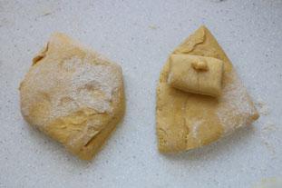 Pâte à brioche : Photo de l'étape 5