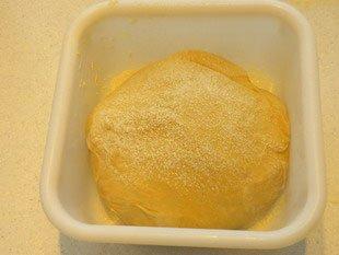 Pâte à brioche : Photo de l'étape 7