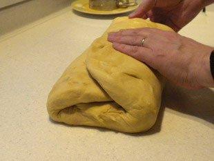 Pâte à brioche : Photo de l'étape 8