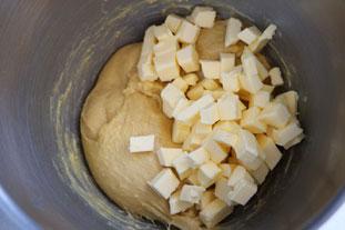 Pâte à brioche : Photo de l'étape 6