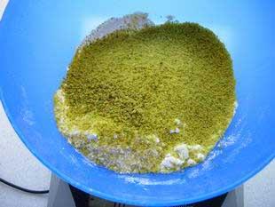 Pâte à dacquoise : Photo de l'étape 7