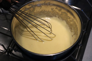 Hollandaise sauce : Photo of step #3