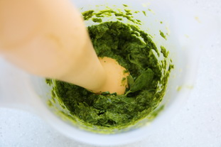 Pesto : Photo of step #4