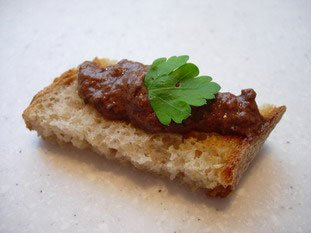 Tapenade : Photo de l'étape 3