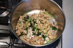 Sauce normande (pour poisson) : Photo de l'étape 6