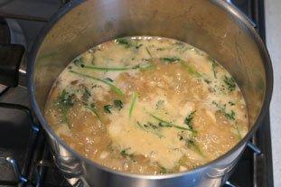 Sauce normande (pour poisson) : Photo de l'étape 8