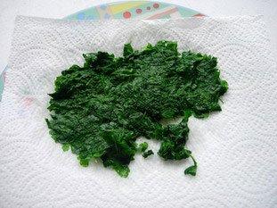 Sauce verte au persil : Photo de l'étape 5