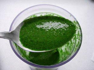 Sauce verte au persil : Photo de l'étape 7