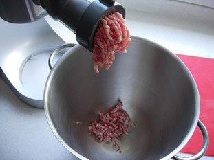 Boulettes de viandes : Photo de l'étape 4