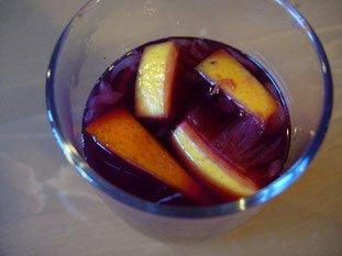 """Vin chaud """"comme à Belle-Plagne"""" : Photo de l'étape 8"""