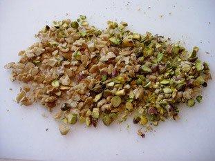 Barres moelleuses aux céréales : Photo de l'étape 3