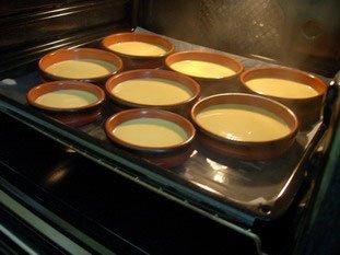 Crème brûlée : Photo de l'étape 12