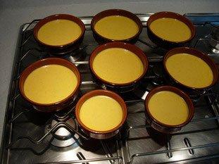 Crème brûlée : Photo de l'étape 13