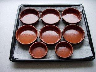 Crème brûlée : Photo de l'étape 3