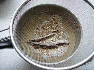 Crème brûlée : Photo de l'étape 9