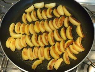 Feuillantines de pommes tièdes : Photo de l'étape 3