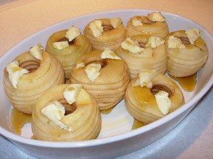 Pommes au four de St Aubin le vertueux : Photo de l'étape 5