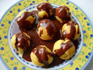 Profiteroles : Photo de l'étape 26
