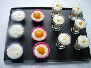 Apricot blancmange : Photo of step #17