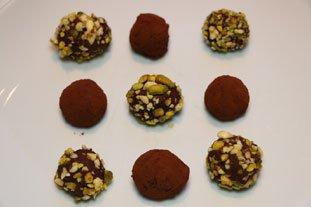 Truffes en chocolat : Photo de l'étape 26