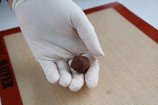 Truffes en chocolat : Photo de l'étape 5