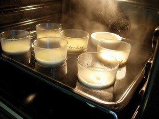 Crème coco-vanille pour Elsa : Photo de l'étape 2