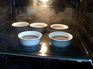 Chocolate cream : Photo of step #7
