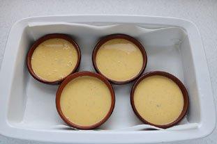 Crèmes brûlées vanille-chocolat : Photo de l'étape 11