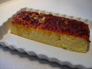 Gâteau de riz au caramel : Photo de l'étape 26