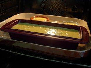 Gâteau de riz au caramel : Photo de l'étape 10