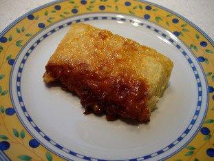 Gâteau de riz au caramel : Photo de l'étape 12