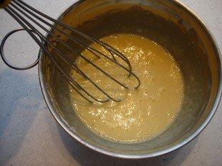 Flan pâtissier : Photo de l'étape 3