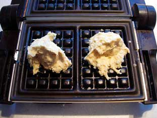 Liège waffles : Photo of step #5